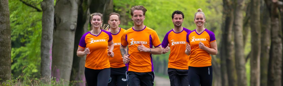 Halve en hele marathon op de Veluwe