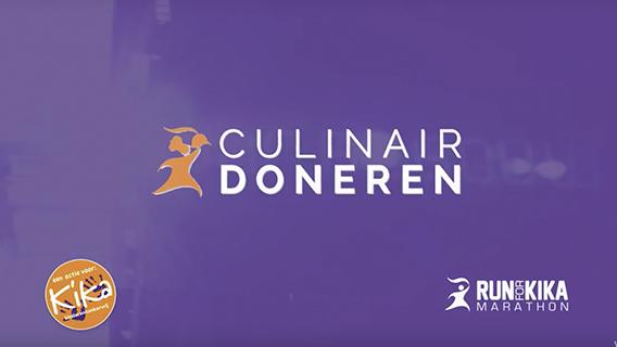 Afbeelding van culinair doneren, een benefietavond voor KiKa. Wil jij als deelnemer of vrijwilliger van Run for KiKa tips, tools en downloads om zelf een benefietavond te organiseren voor het goede doel? Klik dan op de afbeelding